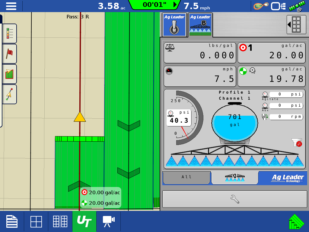Get year-round precision machine control plus instantaneous information to simplify crucial decisions that impact your yield and profitability.