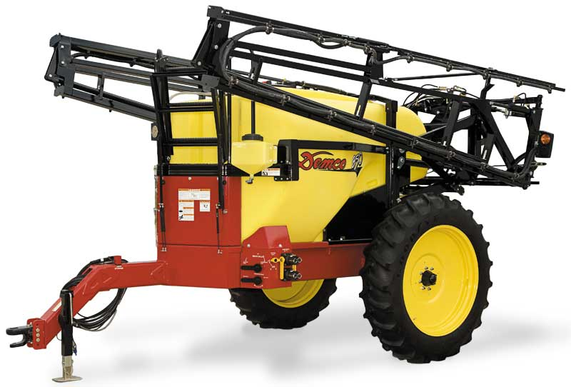 Quality Demco products will assist your field spraying experiences, call us now.