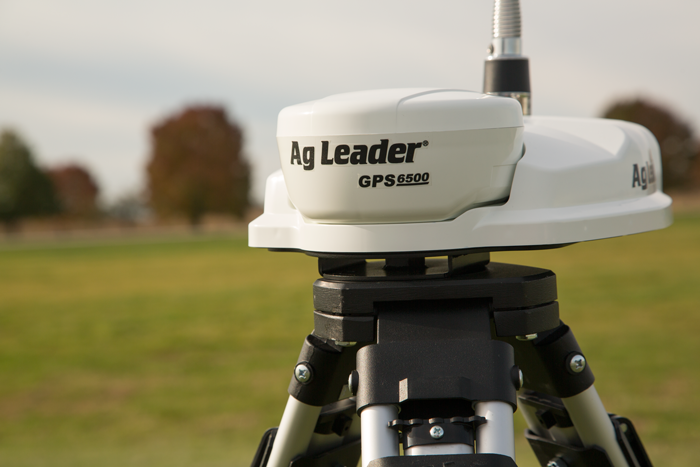 AG Leader Technology offers GPS receivers..
