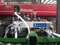 Accu Flow Coolers control NH3 bars.