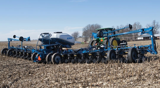 If you're in the market for the fastest reacting actuator that will give you the desired seed-to- soil contact you need to promote high yielding crops contact us today.