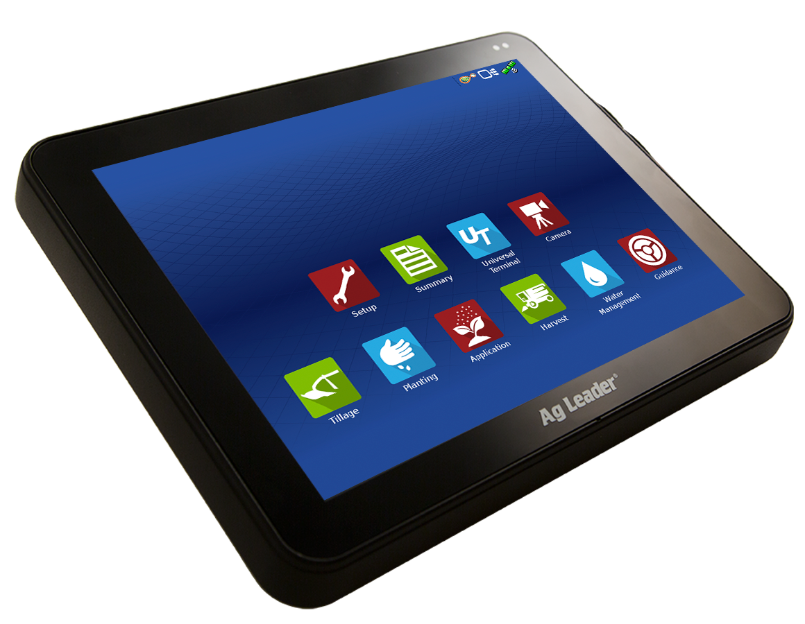 Introducing the next generation of displays from Ag Leader, the InCommand 1200.